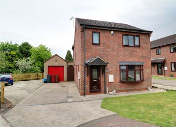 Thumbnail 3 bed detached house for sale in Harrys Dream, Broughton, Brigg