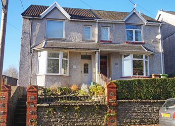 Thumbnail 3 bed semi-detached house for sale in Penallta Road, Ystrad Mynach