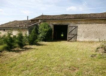 Thumbnail Barn conversion for sale in Chail, Deux Sevres, France