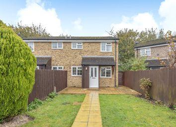 Thumbnail 1 bed semi-detached house for sale in Ridgehurst Drive, Horsham, Horsham, West Sussex
