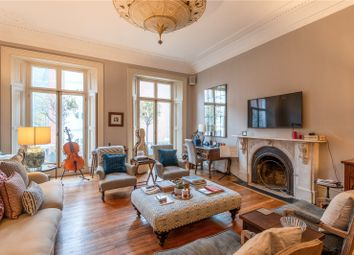 Thumbnail 4 bed flat for sale in Queensberry Place, London