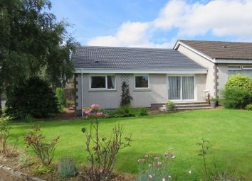 Thumbnail 3 bed semi-detached bungalow for sale in Rosebank, 2A Inchdarnie Crescent, St Boswells, Melrose