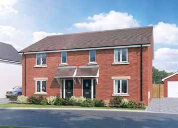 "Thumbnail 3 bed property for sale in ""Renzo"" at Oxleigh Way, Stoke Gifford, Bristol"