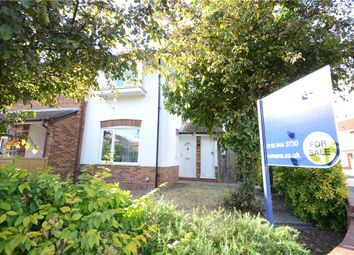 Thumbnail 1 bed end terrace house for sale in Lysander Close, Woodley, Reading