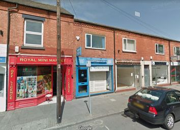 Thumbnail Retail premises for sale in Ryton Street, Worksop