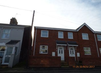 Thumbnail 3 bed terraced house to rent in Nile Road, Gorleston, Great Yarmouth