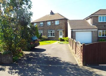 Thumbnail 3 bed semi-detached house for sale in Castle View, Hood Green, Barnsley