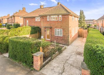 Thumbnail 3 bed semi-detached house for sale in Longlands Road, Welwyn Garden City