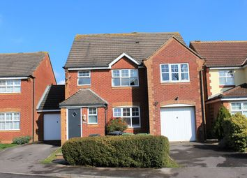 Thumbnail 5 bed link-detached house for sale in Tutor Close, Hamble, Southampton