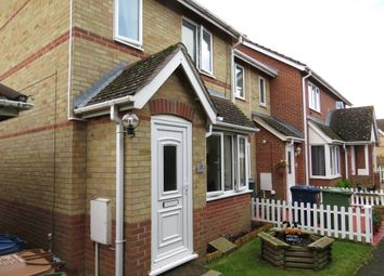 Thumbnail 2 bed end terrace house for sale in Blackthorn Close, Chatteris