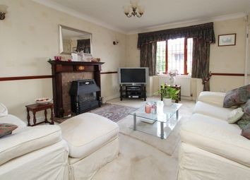 Thumbnail 4 bed detached house for sale in Bishopdale Court, Mosborough, Sheffield