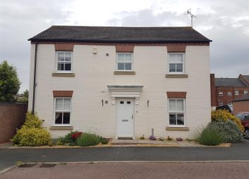 Thumbnail 3 bed detached house for sale in Trunkfield Meadow, Lichfield