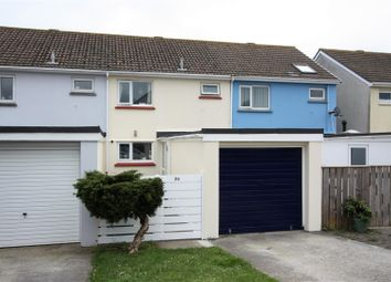 Thumbnail 3 bed terraced house for sale in Bramble Close, Newquay
