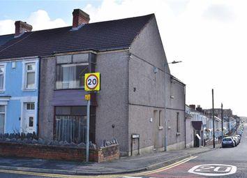 Thumbnail 3 bedroom end terrace house for sale in St. Johns Road, Manselton, Swansea