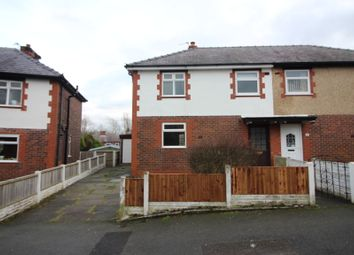 Thumbnail 3 bed semi-detached house to rent in Jubilee Avenue, Orrell, Wigan