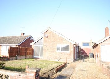 Thumbnail 2 bed bungalow to rent in Westfields, Narborough, King's Lynn