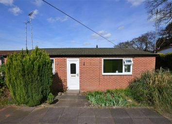 Thumbnail 2 bed detached bungalow for sale in Bretton Avenue, Littleover, Derby