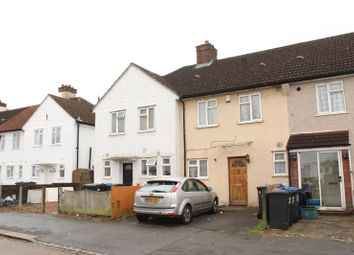 Thumbnail 3 bed terraced house to rent in Foss Avenue, Croydon, Surrey