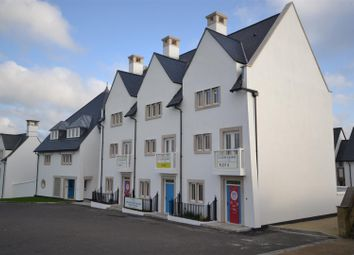Thumbnail 3 bed end terrace house for sale in St John Square, Poundbury