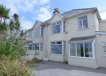Thumbnail 5 bed semi-detached house to rent in Liskey Hill, Perranporth