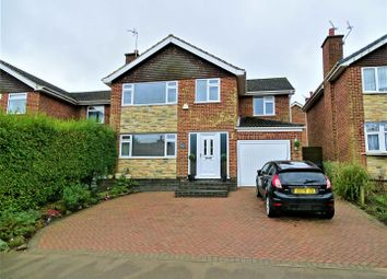 4 bed detached house for sale in Glebe Road, Groby, Leicester LE6