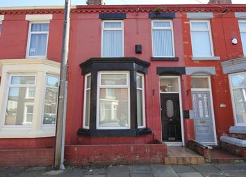 Thumbnail 3 bedroom terraced house to rent in Elstree Road, Fairfield, Liverpool