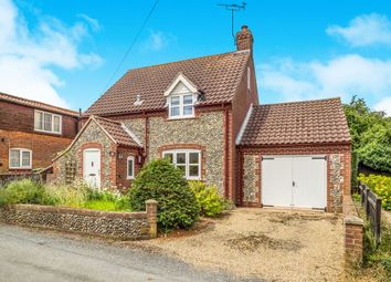 Thumbnail 4 bed property for sale in Little London, Corpusty, Norwich