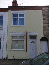 Thumbnail 4 bed terraced house for sale in Western Road, Leicester