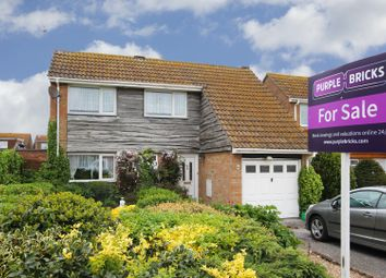 Thumbnail 3 bed detached house for sale in Eynsford Close, Palm Bay