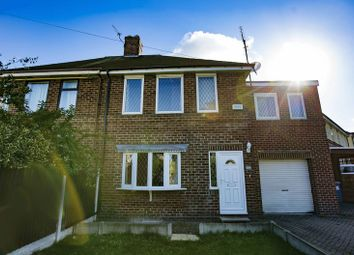 Thumbnail 4 bedroom semi-detached house for sale in Shirehall Crescent, Sheffield