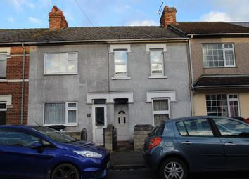 Thumbnail 2 bedroom terraced house for sale in Deburgh Street, Rodbourne, Swindon