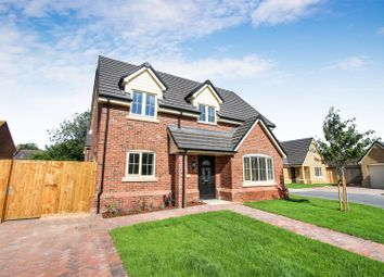 4 bed end terrace house for sale in Hardwick Court, Holme, Peterborough PE7