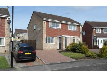 Thumbnail 2 bed semi-detached house for sale in Ponteland Close, Washington
