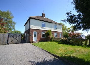 Thumbnail 2 bed property for sale in Ash Tree Road, Moulton St. Mary, Norwich