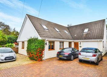 Thumbnail 4 bed detached house for sale in Bedwas Road, Porset, Caerphilly