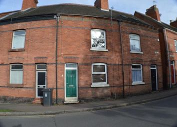 Thumbnail 2 bed terraced house for sale in Stowe Street, Lichfield, Staffordshire