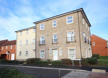 Thumbnail 2 bed flat to rent in Teeswater Walk, North Petherton, Bridgwater