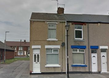 Thumbnail 2 bed end terrace house to rent in Edgar Street, Hartlepool