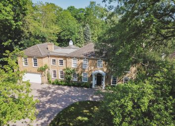 Thumbnail 6 bed detached house for sale in Albury Road, Burwood Park, Hersham, Walton-On-Thames