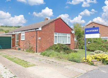 Thumbnail 2 bed detached bungalow for sale in Shepherds Walk, Hythe