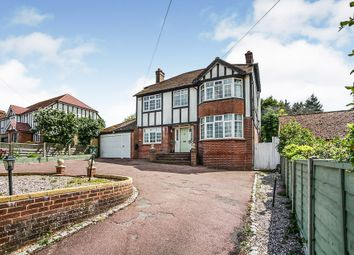 Salts Avenue, Loose, Maidstone ME15. 4 bed detached house