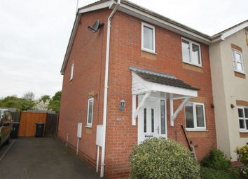 Thumbnail 3 bedroom semi-detached house to rent in Fulwood Drive, Long Eaton