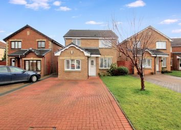 Thumbnail 4 bedroom detached house for sale in Beechwood, Wishaw