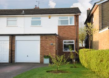 Thumbnail 3 bed property for sale in Wykeham Way, Haddenham, Aylesbury