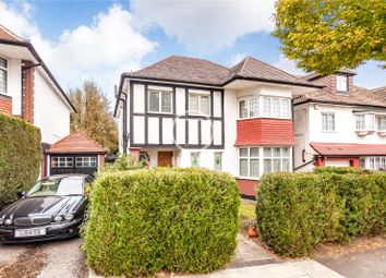 Thumbnail 4 bed detached house for sale in Mayfield Gardens, London