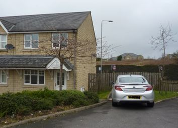 Thumbnail 3 bed town house for sale in Trooper Lane, Southowram, Halifax