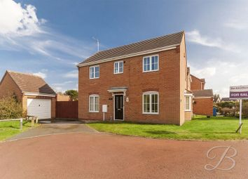 Thumbnail 3 bed detached house for sale in Tapton Park, Mansfield