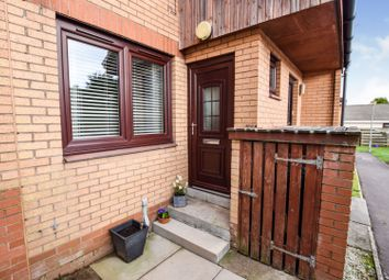 Thumbnail 2 bed flat for sale in Annfield Court, Kirkmuirhill