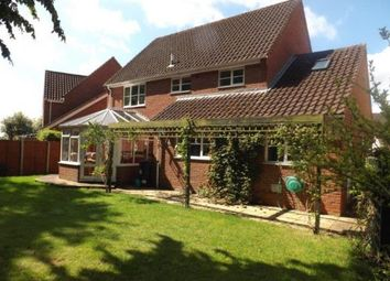 Thumbnail 4 bedroom detached house for sale in Little Melton, Norwich, Norfolk