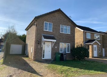 Thumbnail 3 bedroom detached house to rent in Rainsthorpe, South Wootton, King's Lynn